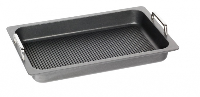 Guss-Gastronorm Grill 53 x 33 x 5,5 cm (GN1/1)